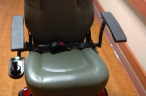 Golden Compass Sport GP 605 power wheelchair