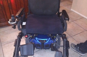Power Wheelchair 2019 Quantum Edge 3 – Like New – Reduced in Price!